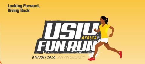 Annual Fun Run registration 2016