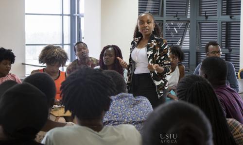Public Speaking Club members excel at scholars festival