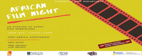 African Film Night: UNBALANCED Film Premier