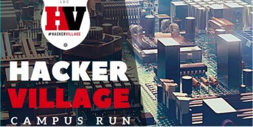Hacker Village Campus Run