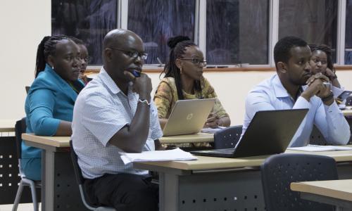 USIU-Africa Absa SME Enterprise Academy Program