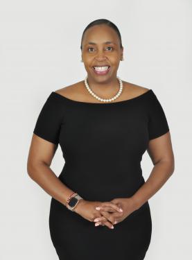 #WhereLeadersAreMade: Dr. Caroline Karugu